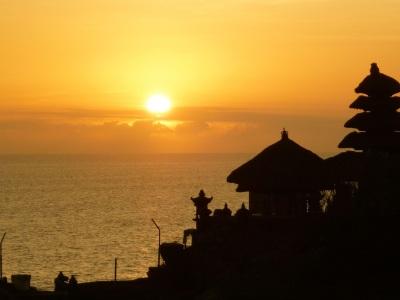 sunset bali [] berpositive.blogspot.com